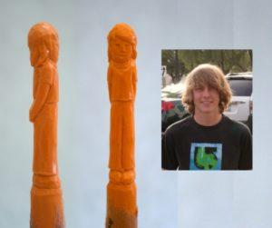 sculpture crayola