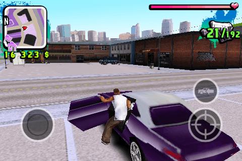 Les véhicules du jeu sont tous utilisables, sisi !
