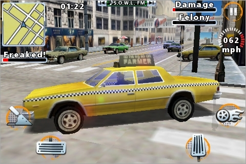 Driver Taxi iPhone