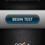 Testez le débit de votre connexion mobile avec Speedtest.net Mobile ! 2