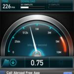 Testez le débit de votre connexion mobile avec Speedtest.net Mobile ! 9