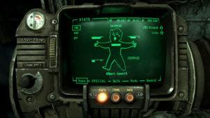 Pip Boy 3000 - Fallout 3