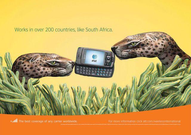 AT&T-Afrique du Sud