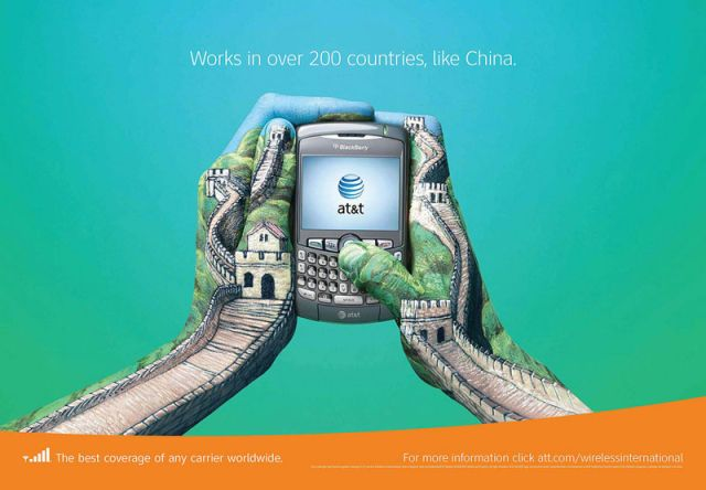AT&T-Chine