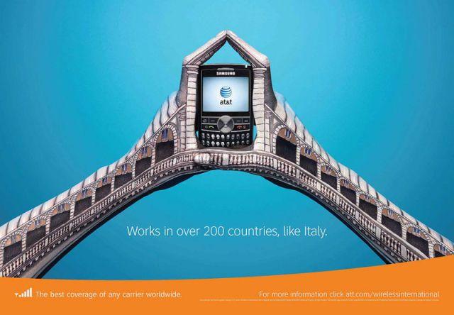 AT&T-Italie
