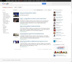 Google Politique et Elections