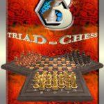 TRIAD-CHESS HD 3D – Jeu d'échecs à 3 joueurs 5