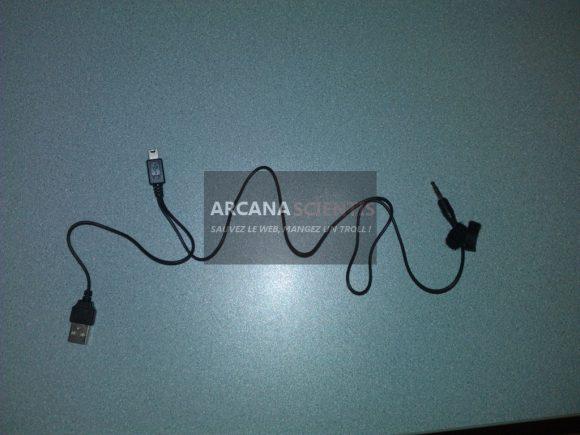 Test de la mini enceinte XMI X-Mini II