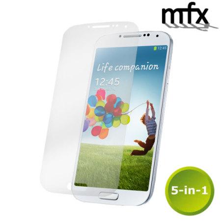 Protections d'écran pour Samsung Galaxy S4
