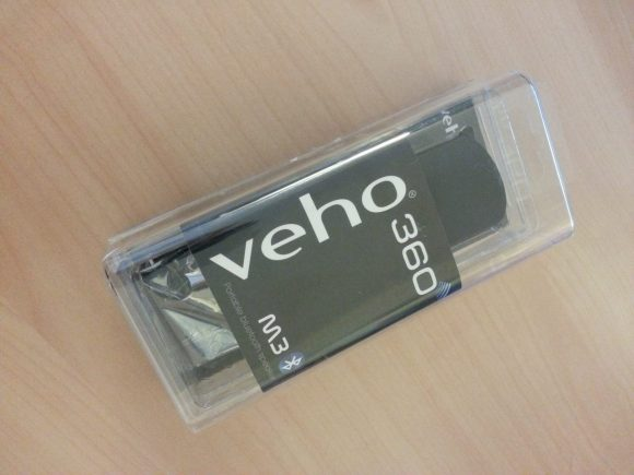 Test de l'enceinte bluetooth Veho Soundblaster
