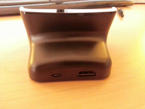 Test du dock HDMI pour Samsung Galaxy Note 2 avec ou sans coque