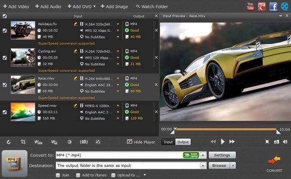Convertisseur vidéo Movavi Vidéo Studio
