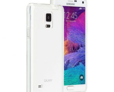 Coque Samsung Galaxy Note 4 Case-Mate Tough Naked - Transparente