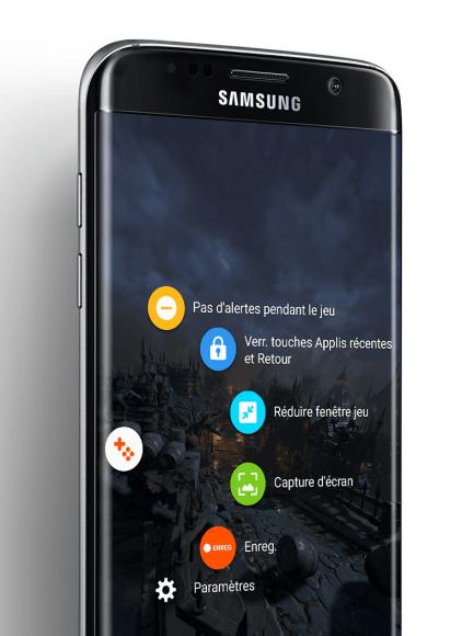 Galaxy S7 Samsung Gaming Tools