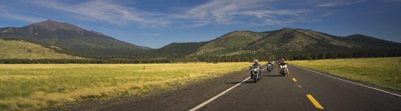 Voyage en moto aux usa