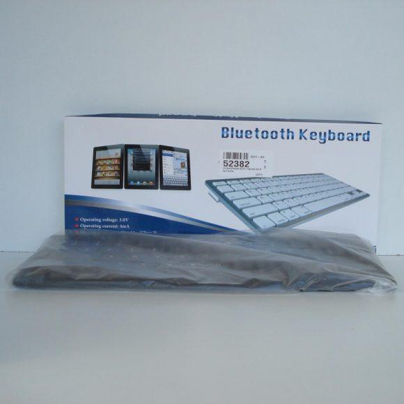 Contenu de l'emballage du clavier bluetooth AZERTY universel Navitech