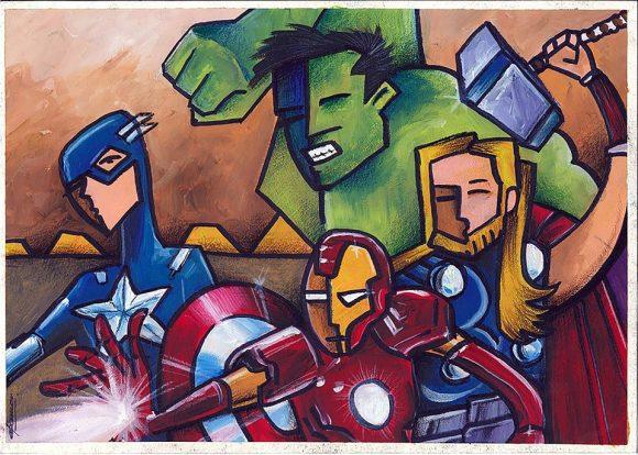 Les sorties Marvel à ne pas rater