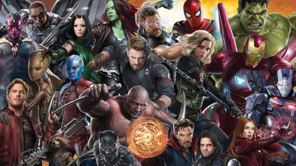 Marvel Comic Universe