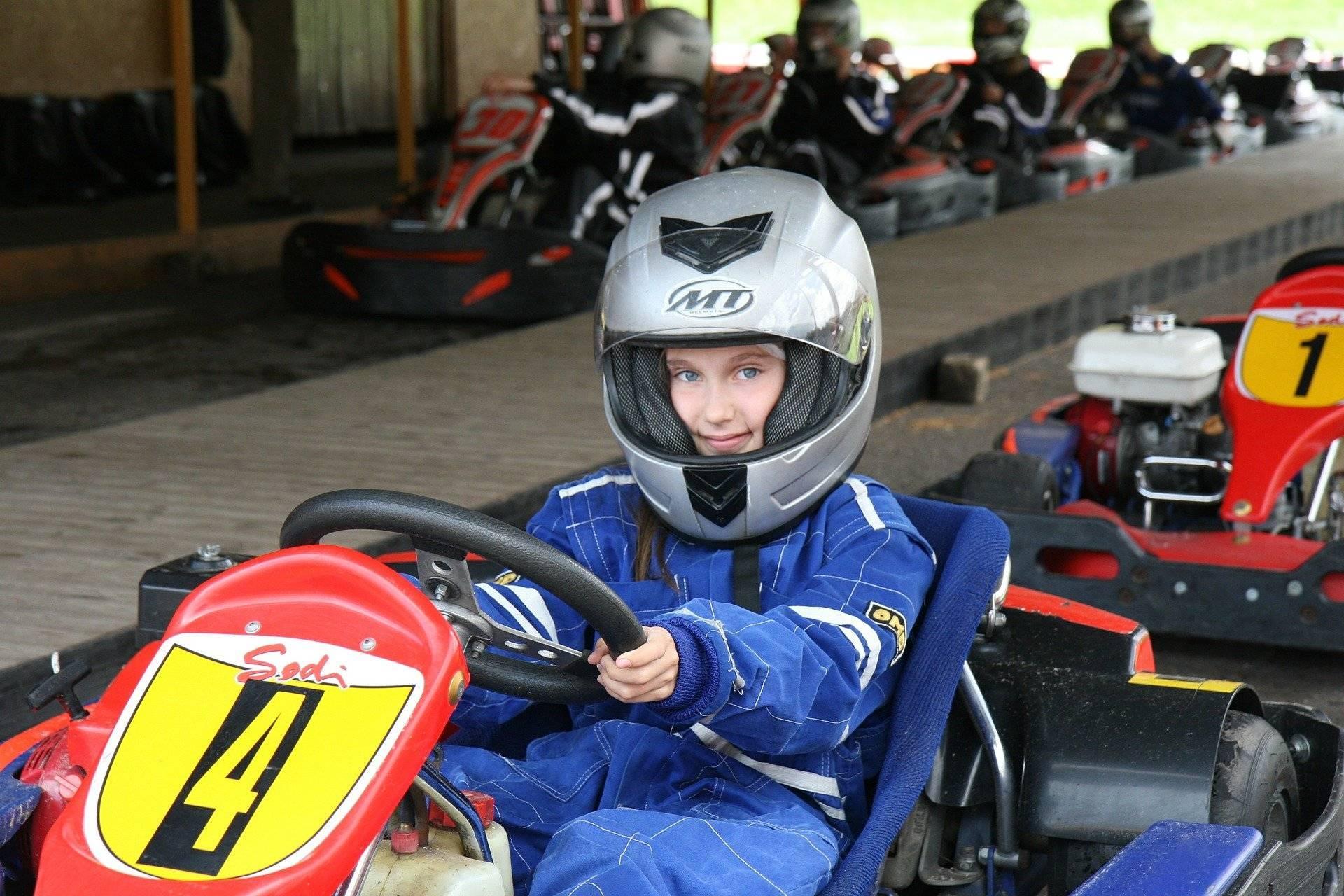 Karting pour enfants