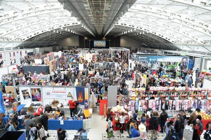 Exposition Comic Con