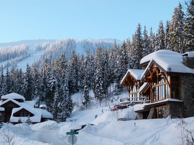 Logement pour le ski